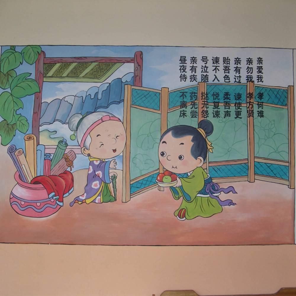 幼儿园主题墙边框布置图书角