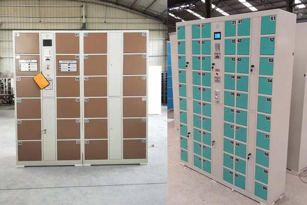 宁波洗浴城密码更衣柜货源 JXMM06电子储物柜厂家