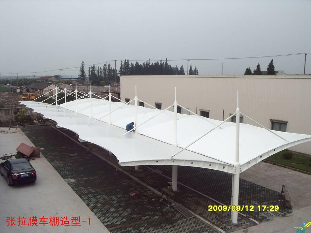河南郑州鹤壁汽车车棚 电动车车棚 自行车车棚价格 中国供应商
