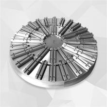 供应鑫运强力圆形电永磁吸盘X61-800