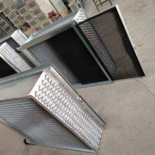 防冻 电辅助式铜管铝翅片表冷器 厂家 价格