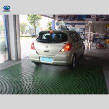 50*50玻璃钢格栅昆明哪里有 车间耐腐蚀的5公分厚的网格板 华强