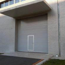 供应商丘电动提升门|周口|豪州工业保温门