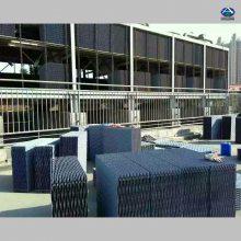 斯频德填料1000*850哪有 PVC大连灰色填料 横流塔点波淋水片 河北华强