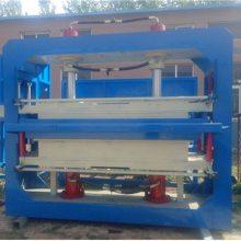 定制新型珍珠岩压力机 全自动珍珠岩门芯板全套生产线设备厂家 价格 图片