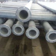 海南衬塑管道,污水输送管道