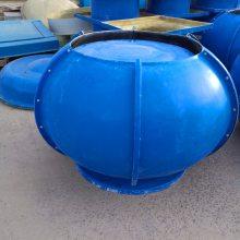 润飞QF-800玻璃钢风帽|玻璃钢球形风帽|球型无动力风帽