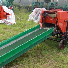 专业制造 秸秆青贮打捆机 稻草打包机 小型捆草机 青储包膜机