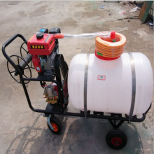 自走式喷雾器 背负式高压打药机 富兴手推式高压打药机