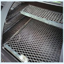 【专业定制】脚踏网 钢板拉伸钢笆片 新型阻燃防滑钢板网片