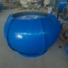 润飞玻璃钢风帽|QF-500玻璃钢球形风帽|沿海城市专用