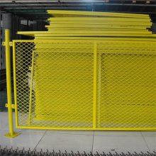 旺来养鸡铁丝网围栏 养殖护栏网多少钱一米 铸铁栅栏
