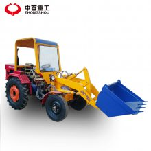 轮式铲运机中首重工直销厂家18606400367