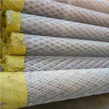 哪里生产抹墙钢板网 建筑钢板网 万泰专业定制菱形拉伸网