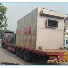 永兴牌100万大卡卧式燃煤导热油炉厂家直销品质保证