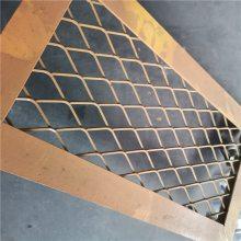 菱形孔钢板网@圈玉米钢板网@钢板网卷网