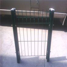 外企围墙网 锌钢工艺护栏 物流园区围网防护网