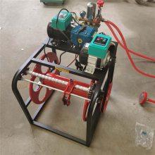四冲程汽油打药机自走式打药机 富兴汽油喷雾器