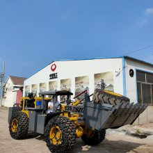 煤矿铲车煤矿装载机价格