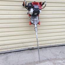 启航牌链条挖树机 大马力移苗机 汽油断根挖树机