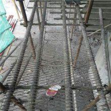 厂家直销浙江台州钢笆网片 新型阻燃建筑脚踏网 菱形拉伸网