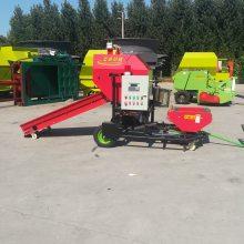 玉米桔杆青储机,秸秆青储机价格 曲阜圣泰机械厂家直销ST5552A型
