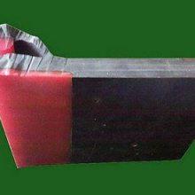 100*10防溢裙板 安源导料槽防溢裙板