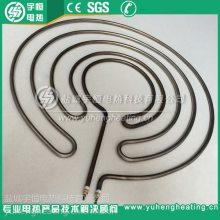 【宇恒工厂】圆形模具电加热管 异型多弯加热管 空气干烧电热管