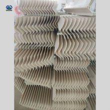 安阳玻璃钢脱硫塔净化塔除雾器价格 华强公司平板式收水器