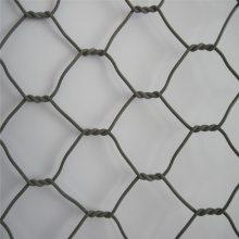 旺来河道石笼网价格 石笼挡土墙 镀锌格宾网