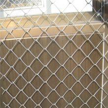 旺来护坡勾花网厂家 不锈钢勾花网 网球场围网报价