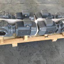 江苏干燥设备用K系列减速机K57-Y1.5KW-48.89-M1