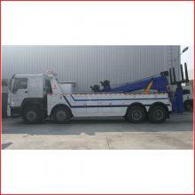 小型清障车经销代理商_重型平板拖车