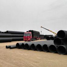 地埋排水钢带管