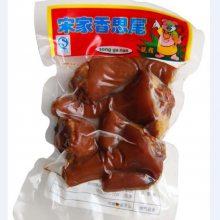 猪蹄真空袋/高温杀菌烧鸡真空袋