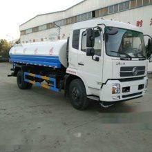 贵州遵义厂家库存45台东风天锦绿化洒水车低价销售了