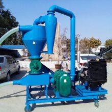 武威免费试机吸粮机 厂家直销柴油动力吸粮机A88