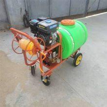 手推式喷雾机 自走式打药机 富兴大容量打药机