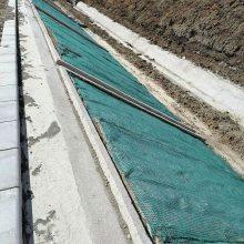 矿山复绿麻椰毯,高边坡绿化植物纤维毯,椰丝植被毯