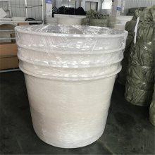 宁海敞口塑胶圆桶 苍南食品级白酒发酵圆桶 温州鸭蛋腌制桶