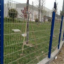旺来框架护栏网批发 花园栅栏 厂矿护栏网