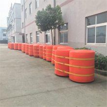 1米直径圆柱体浮筒 抗紫外线浮体 耐海水腐蚀浮体价格