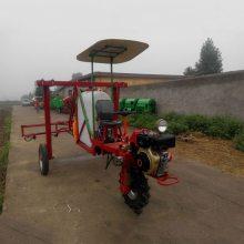启航牌手推式高压喷雾器 200L汽油园林农用喷雾机 农用打药机
