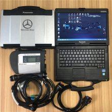 奔驰C4原厂诊断仪 送XENTRY在线诊断编程系统