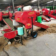 玉米秸秆青贮打捆,青贮饲料打捆机多少钱 安徽哪里卖圣泰牌的设备