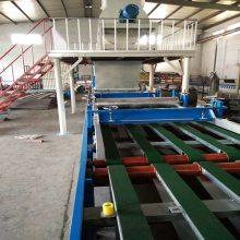 门芯板设备 大型氧化镁防火门芯板设备 珍珠岩门芯板生产线设备