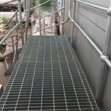 旺来格栅板 热镀锌格栅板 电厂钢格栅