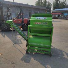 富民牌高效率花生摘果机 自动干花生装袋摘果机