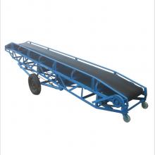 电动可移动式输送机 新型大型升降式皮带机A88