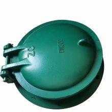 供应泵站排水用法兰连接式DN1200复合材料拍门玻璃钢拍门厂家